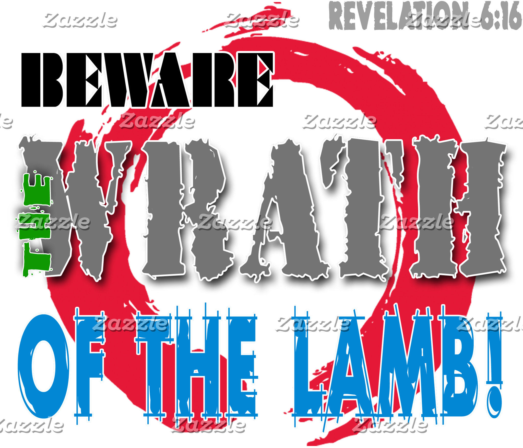 Beware the Wrath of the Lamb!