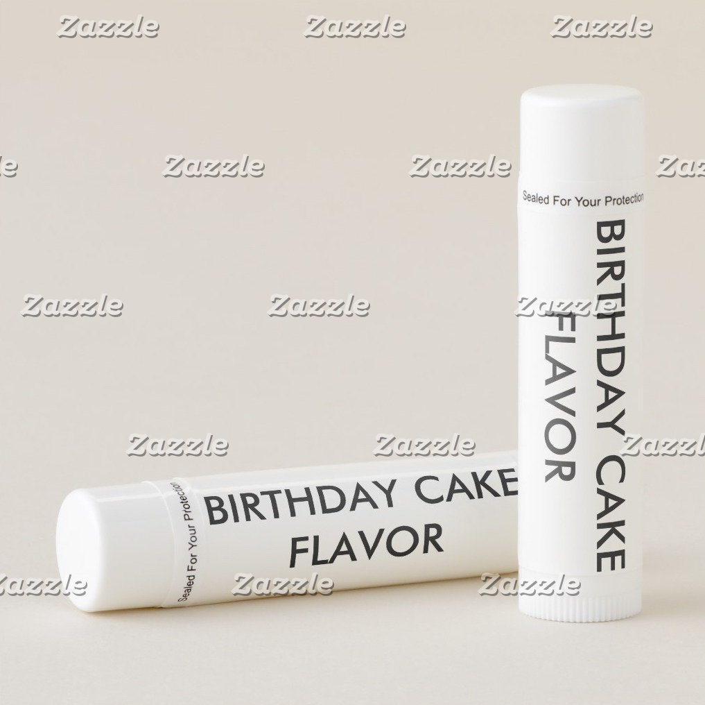 BIRTHDAY CAKE Flavor