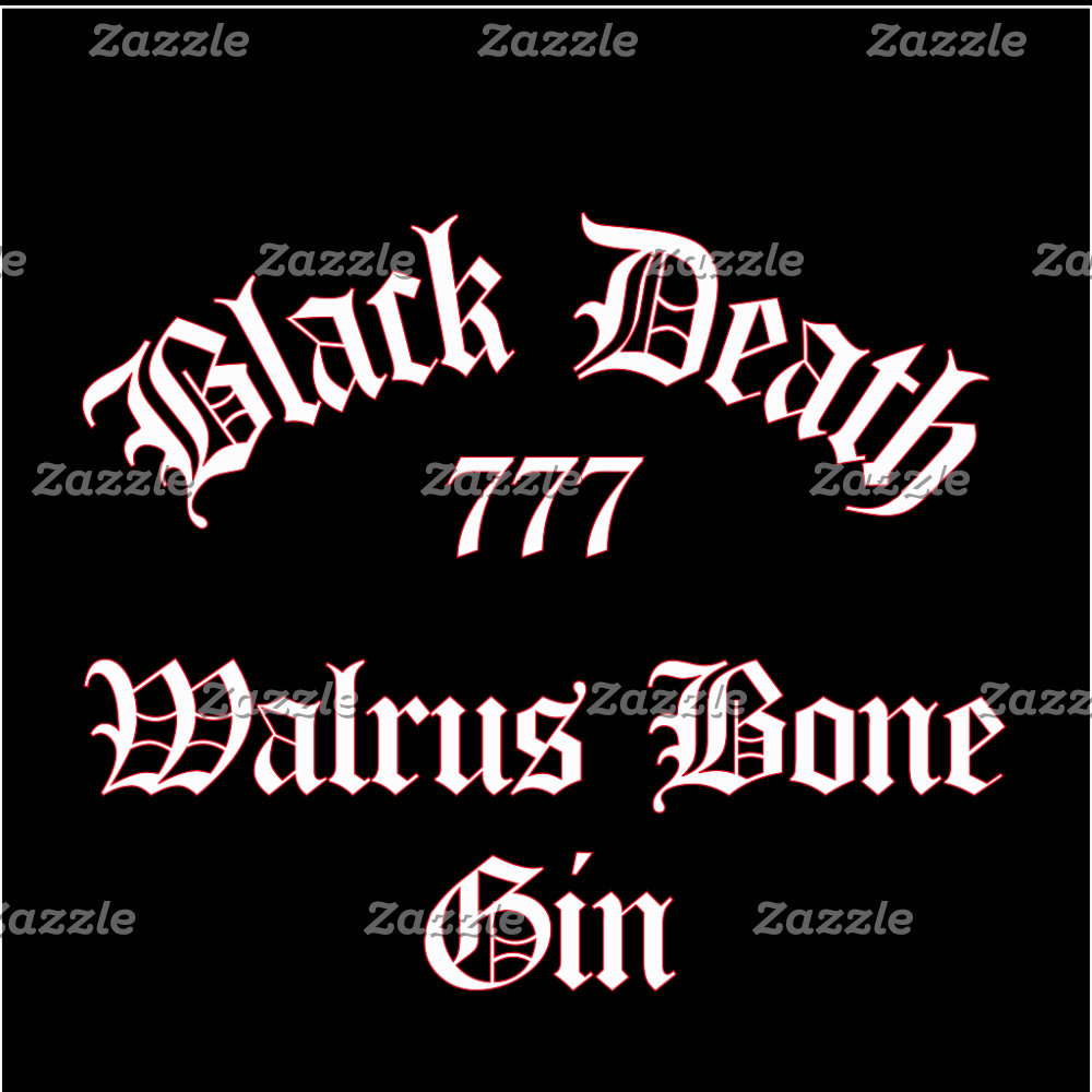 Walrus Bone Gin