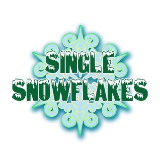 Single Snowflakes