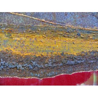 Custom rust Fabric, Rust-Art, ROSTart