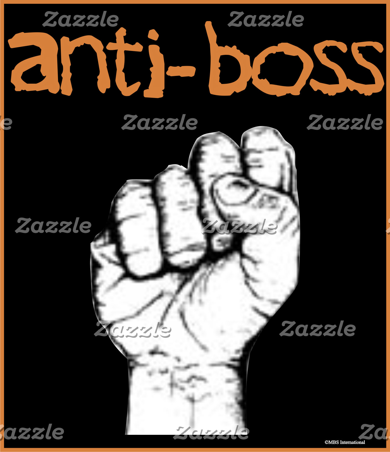 Anti Boss union workers rights labor minimum wage