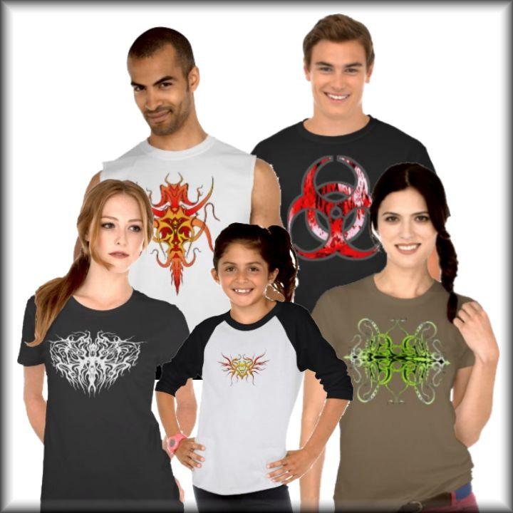Shirts / Hoodies