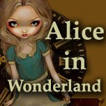 Alice in Wonderland Art
