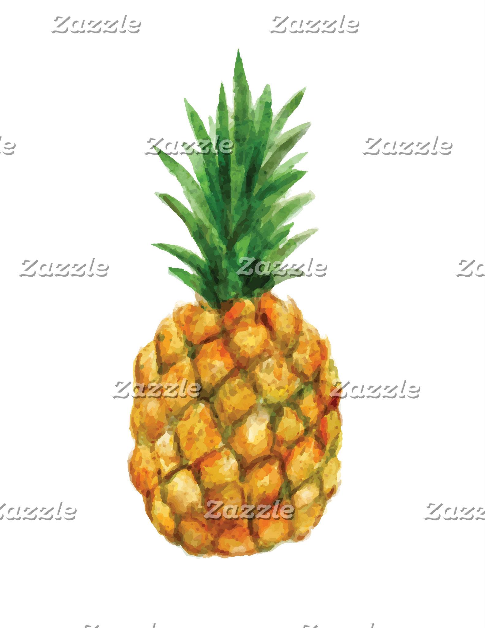 Pineapple Luau