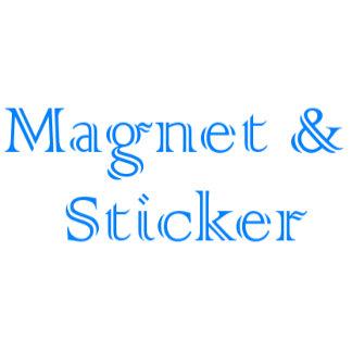 Magnet & Sticker