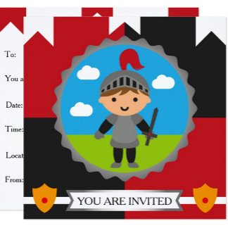 Invitations and Stickers
