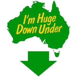 I'm Huge Down Under