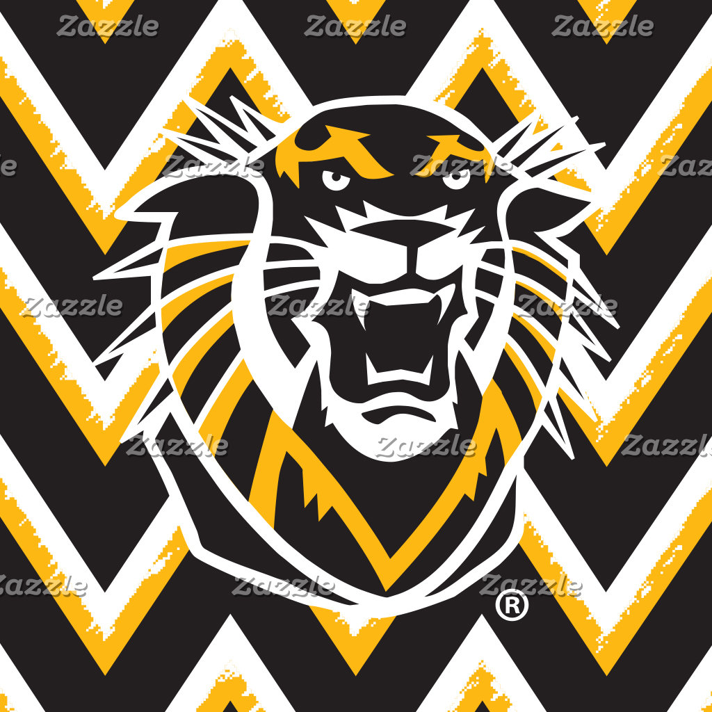 Fort Hays State | Chevron Pattern