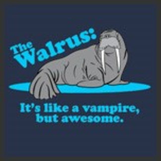 The Walrus Vampire