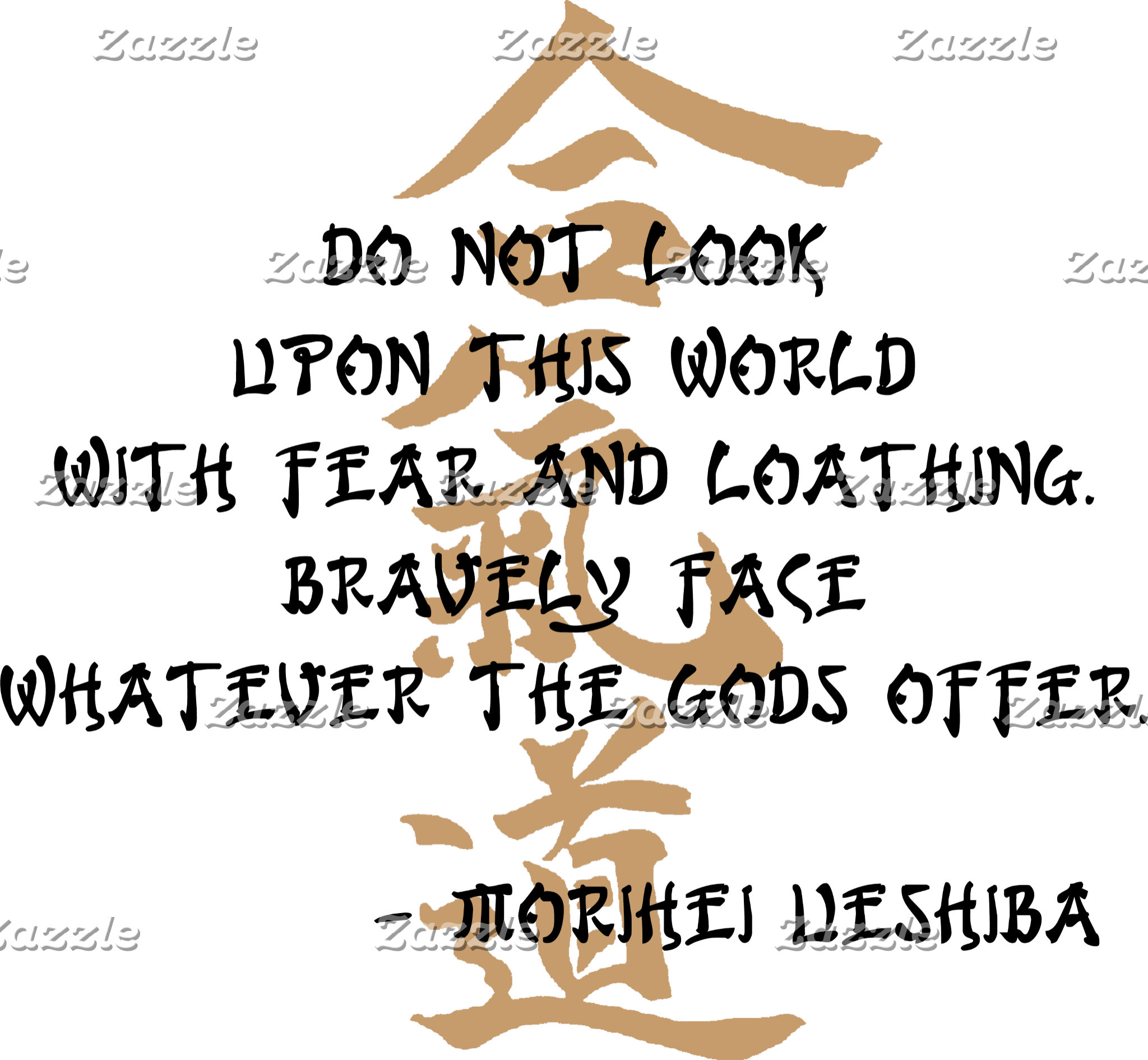 Aikido Quote