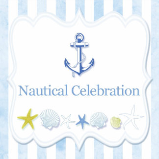 ♥ Nautical Celebration