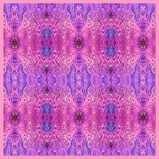 Magenta Pink and Purple Abstract
