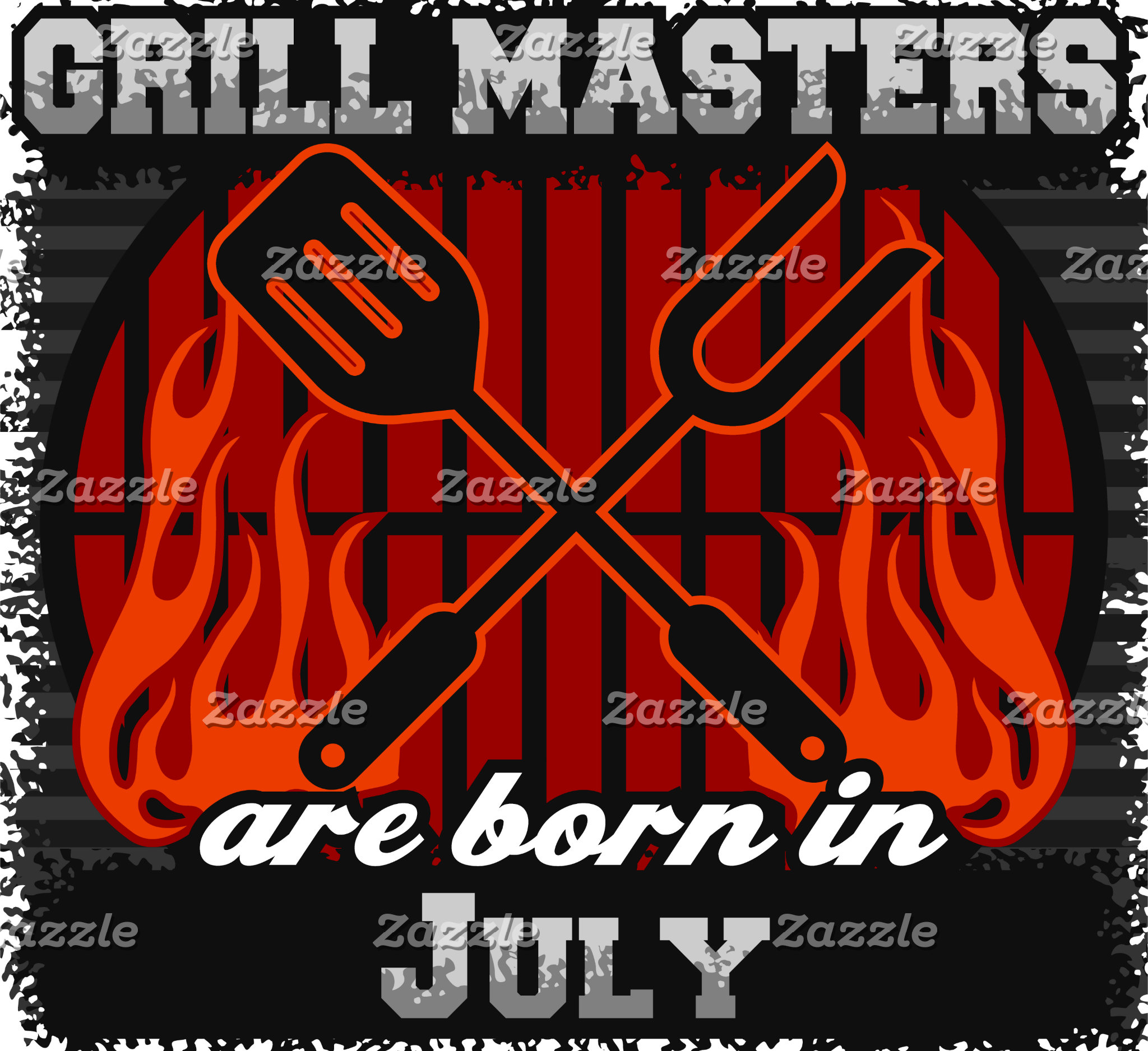 July - Grill Masters Are Born In