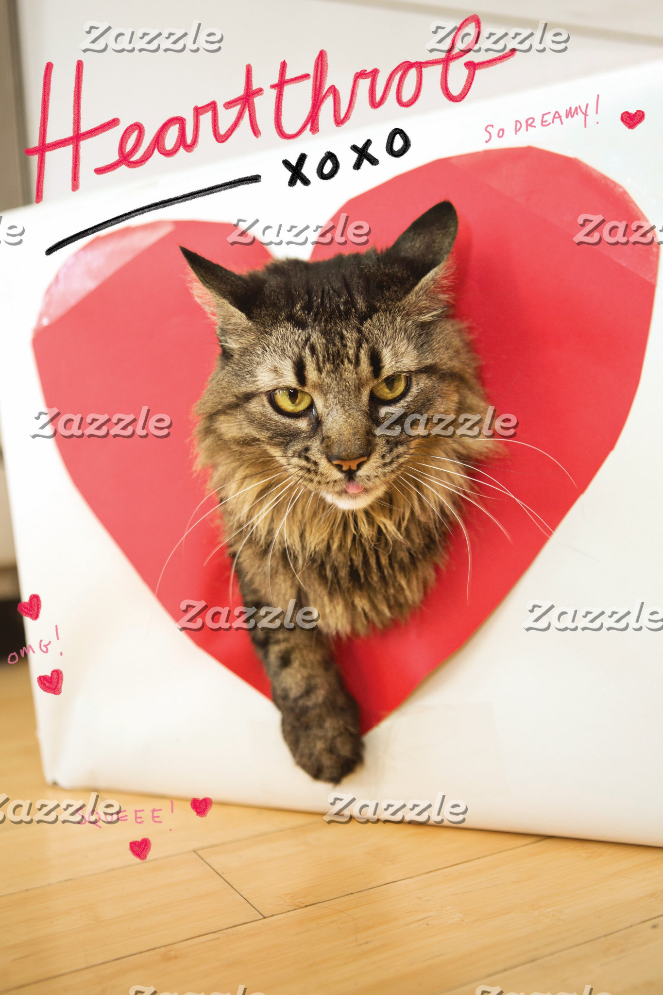 Heartthrob Cat