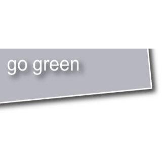 >> Go Green
