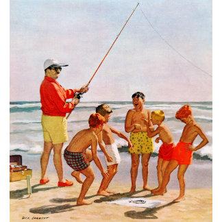 Big Pole Little Fish by Richard Sargent