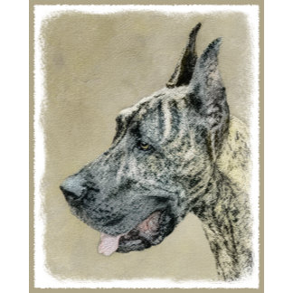 Great Dane (Brindle)