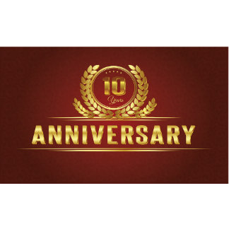 Anniversarys and Weddings and Love