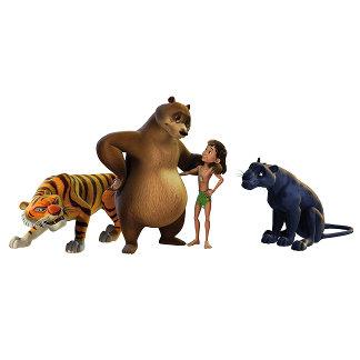 Jungle Book Group Shot 2