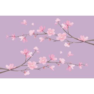 Cherry Blossom - Pale Purple