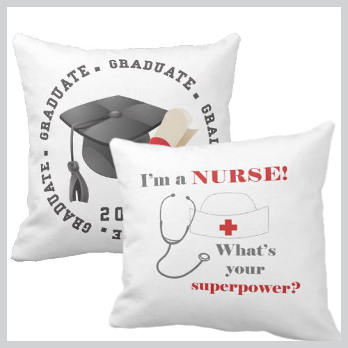 Graduation Pillows
