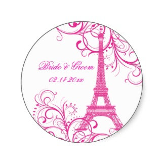 4 | Eiffel Tower.DIY background color