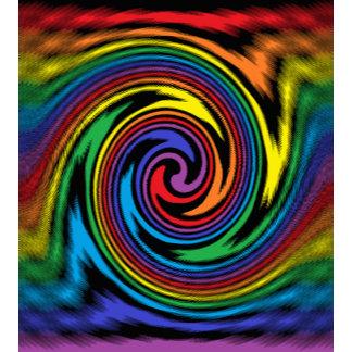 A Colorful Turbulence