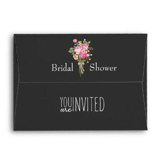 Bridal Shower Envelopes