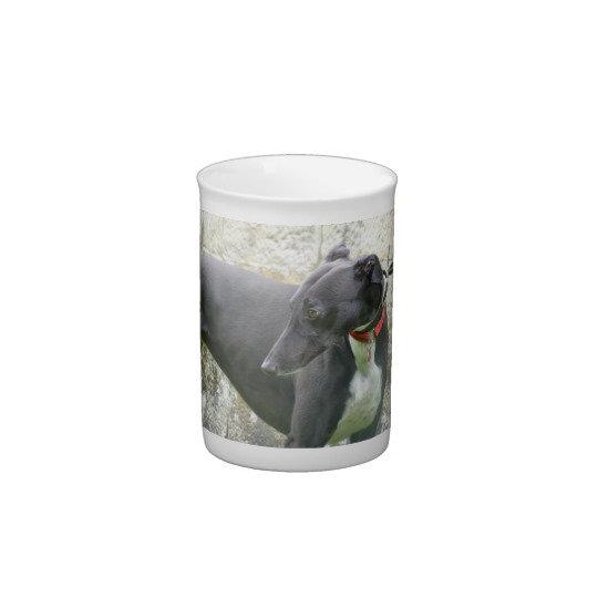 Greyhound mugs