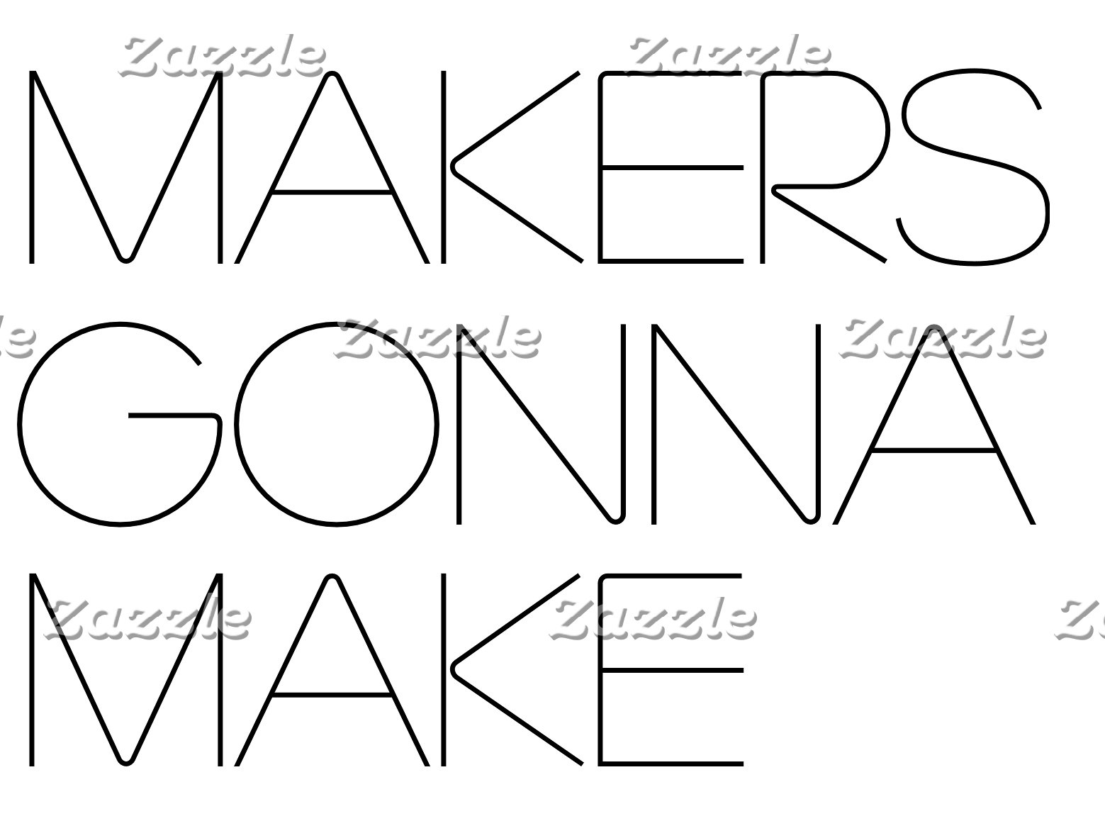 For Makers