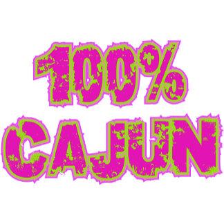 100% Cajun T-Shirts