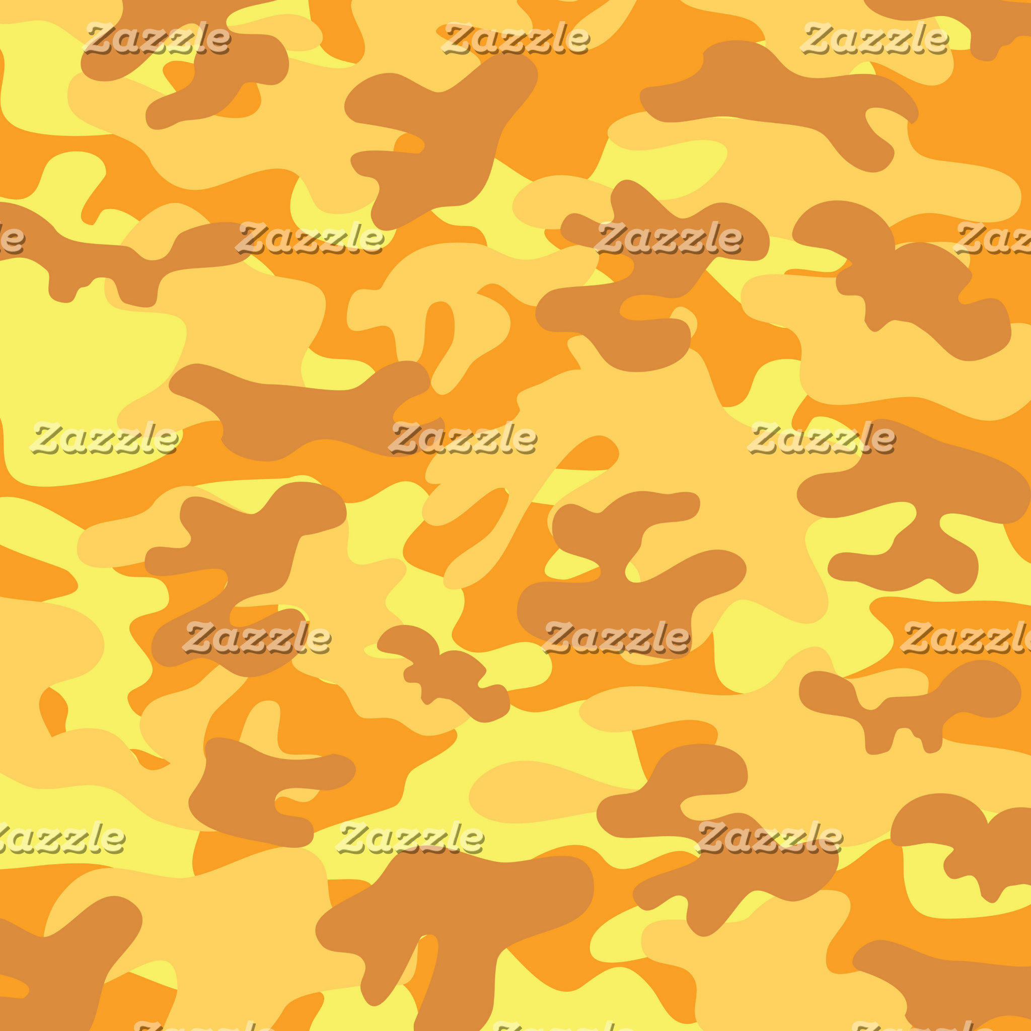 Assorted Camouflage Theme Print