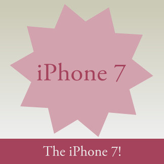 The iPhone 7