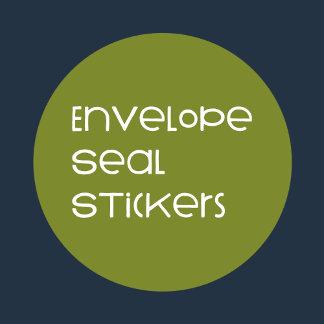 Envelope Seal Stickers