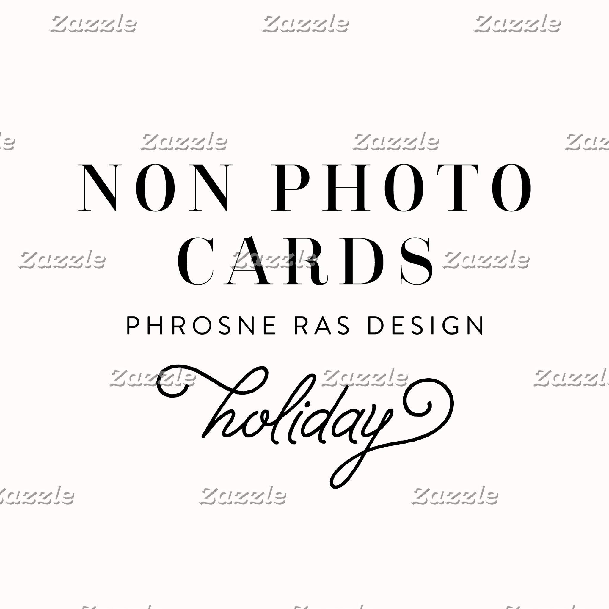 Non Photo Cards