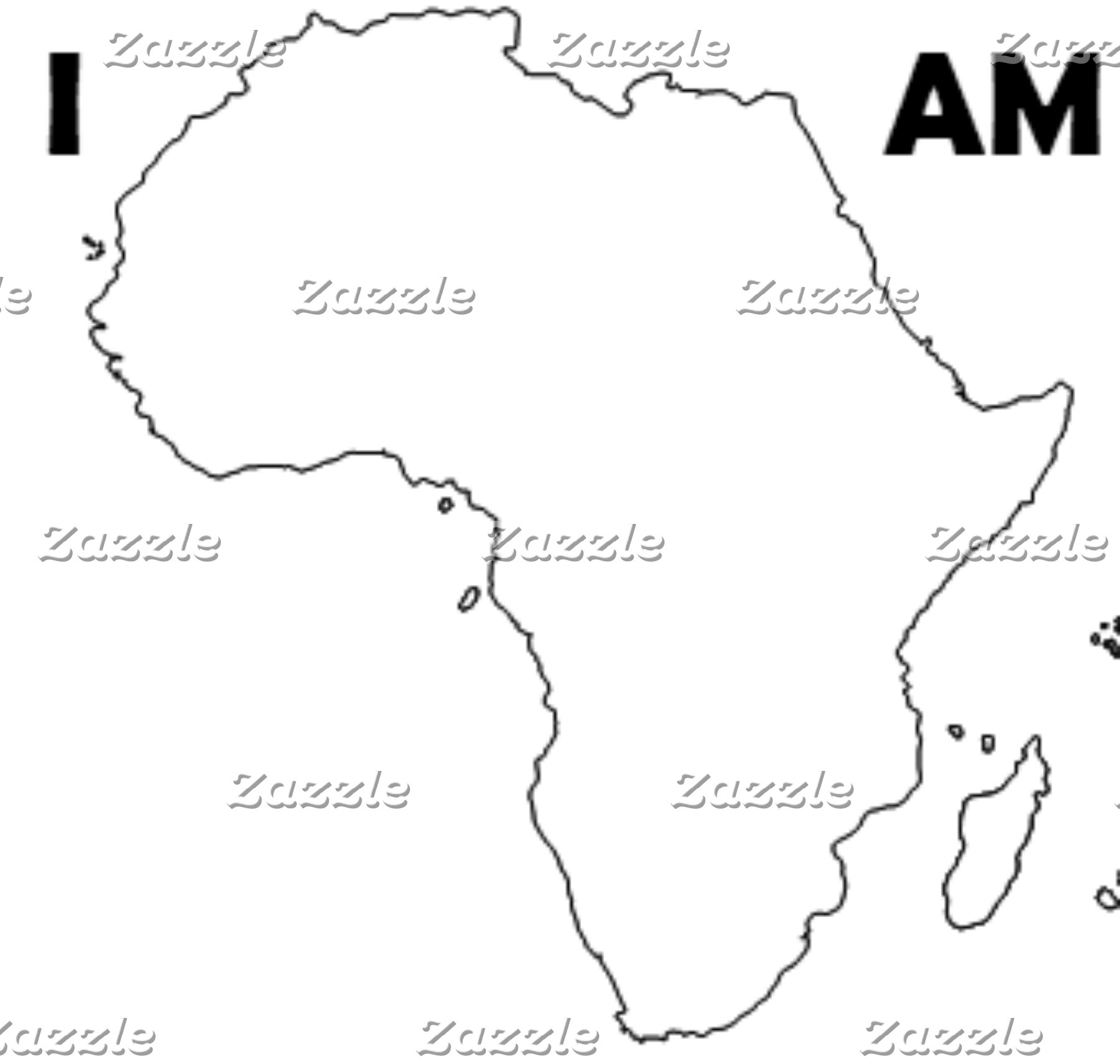 "The ""I Am Africa"" Series"