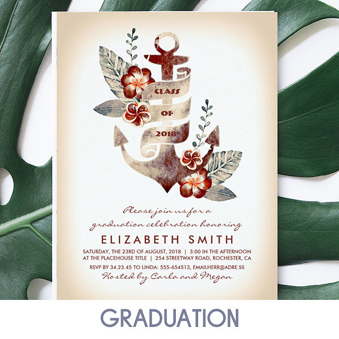 Graduation and Prom Invitations