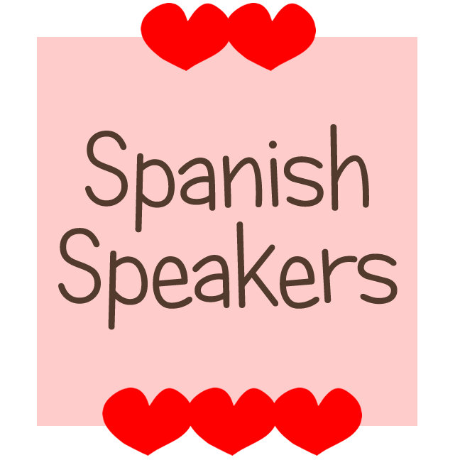 Spanish Speakers