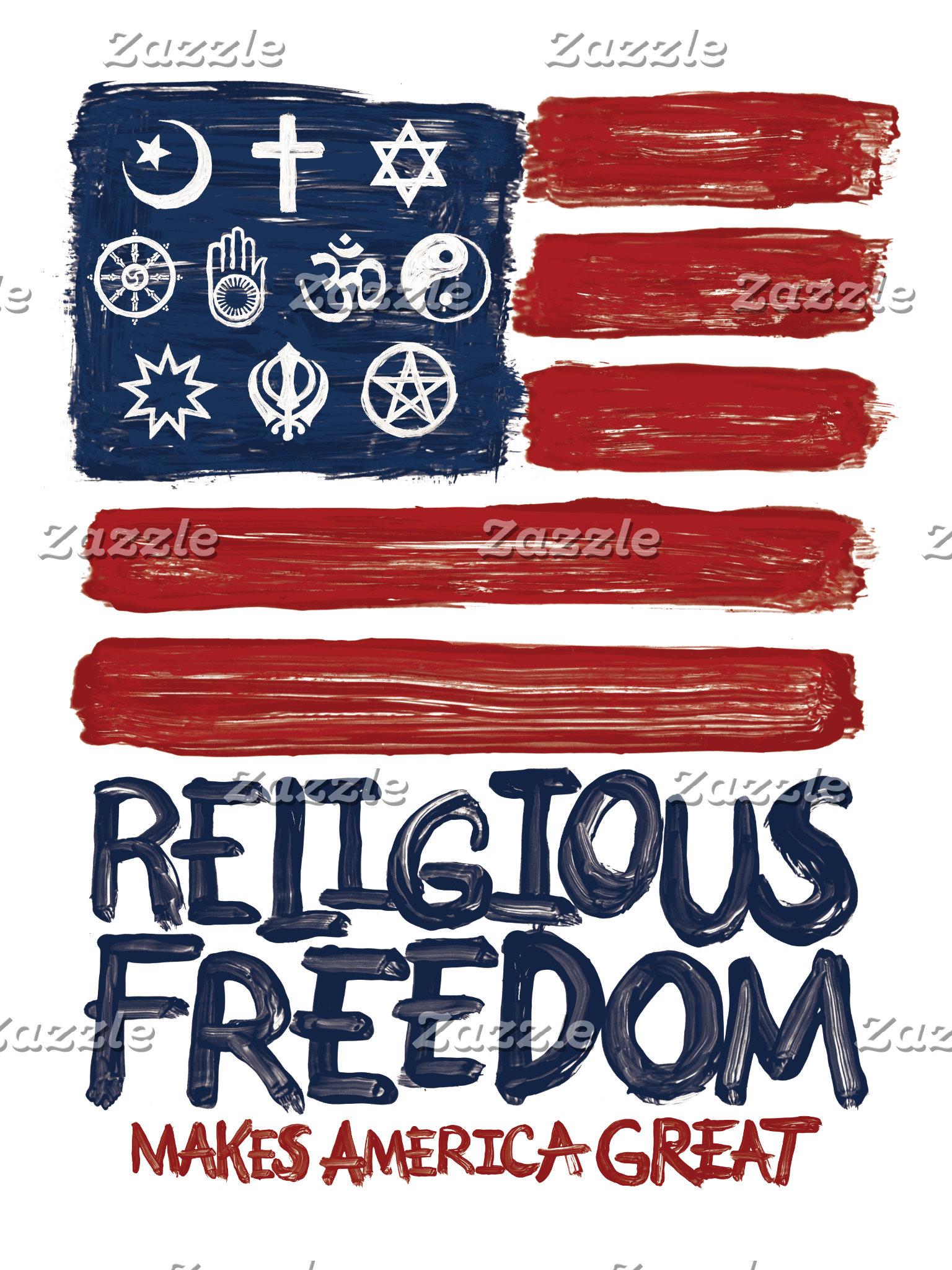 Religious Freedom Makes America Great