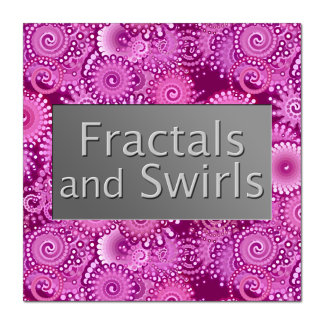 Fractals and Swirls