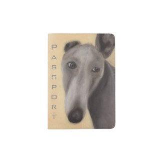 Greyhound passport holders