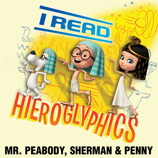 Mr. Peabody, Sherman & Penny