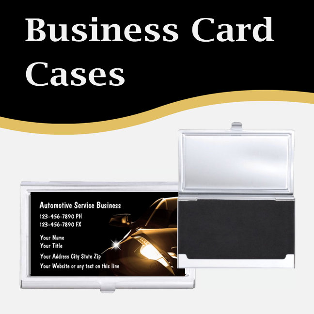 Business Card Cases