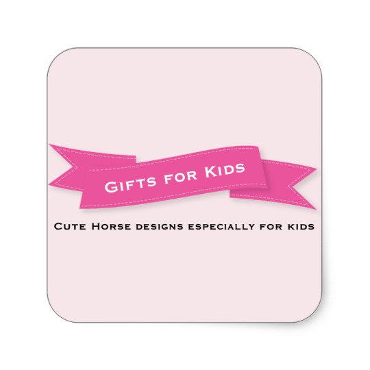 Cute Kids Horse Gifts