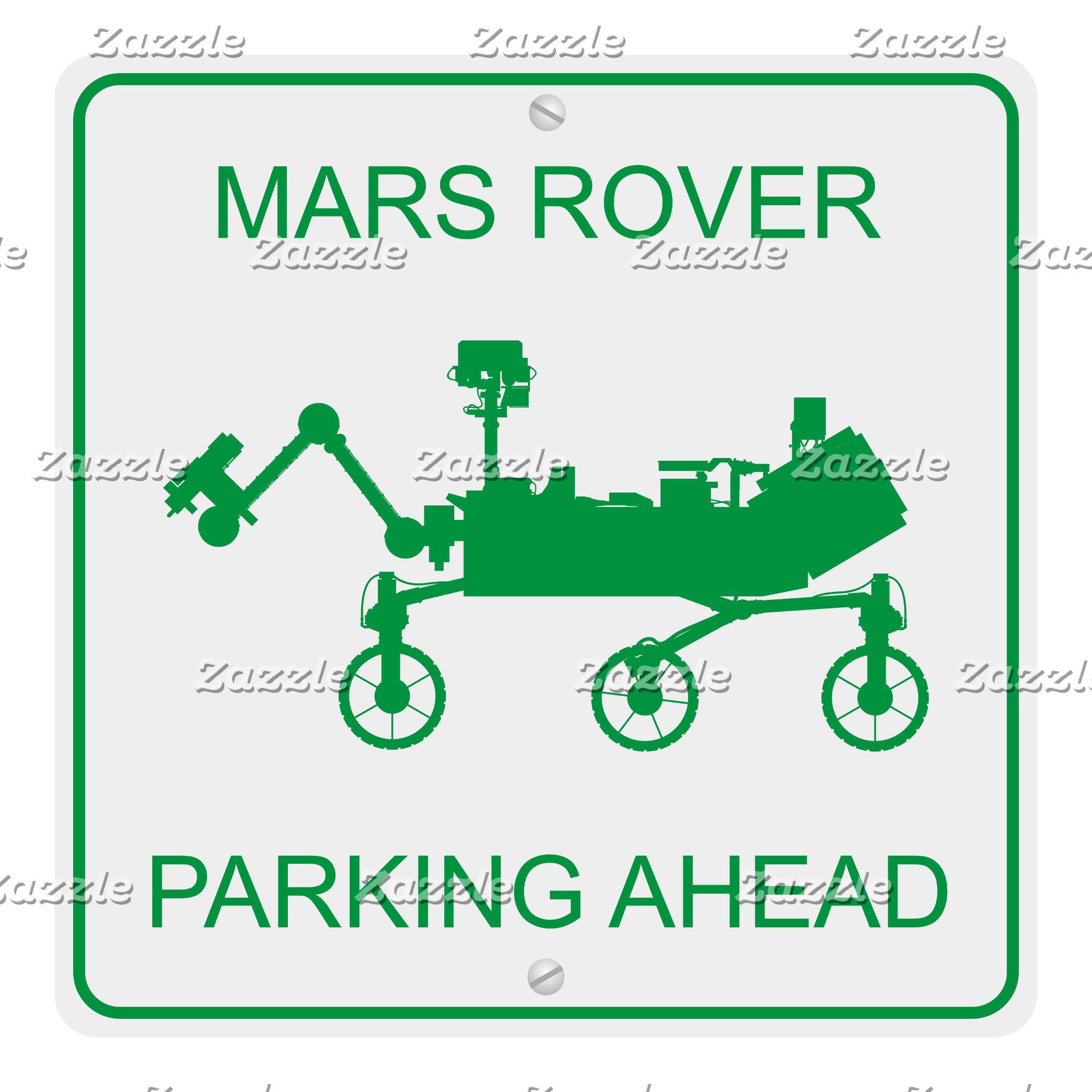 Mars Rover Parking