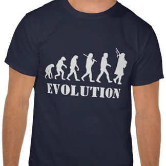 Evolution of a Scotsman