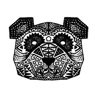 Patterned Panda