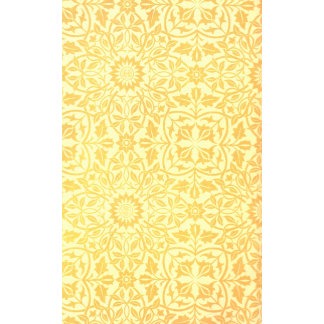 William Morris Yellow Ceiling Paper St James Place