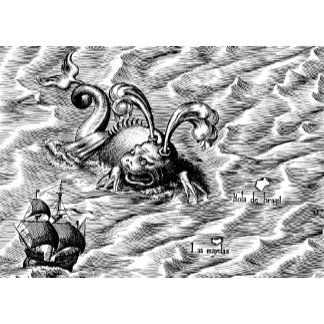 Arctic Sea Monsters